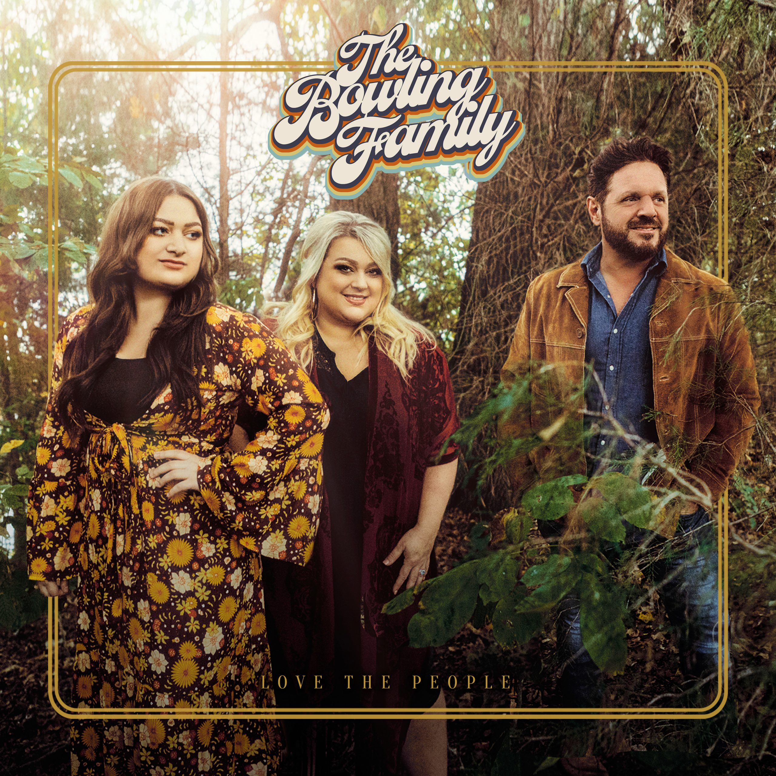 The Bowling Family - Love the People CD
