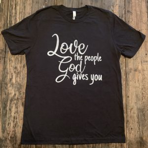 Love the People T-Shirt
